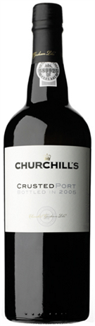 Churchill's Port Crusted